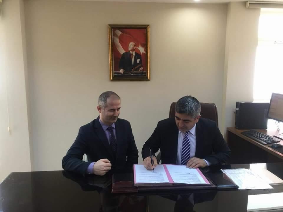 Antalya Denetimli Serbestlik Müdürlüğü DESEPDER İşbirliği Protokolü